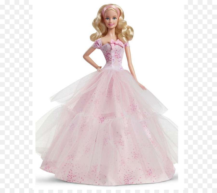 Amazon.com Barbie Doll Toy Gown - barbie png download - 1143*1000 ...