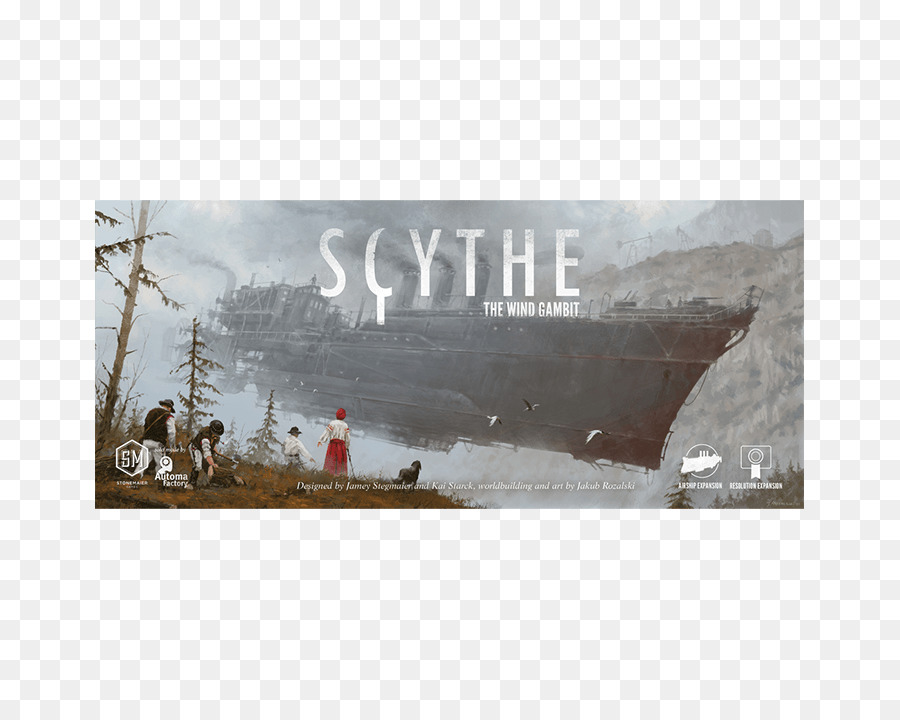 Scythe, Board Game, Game, Computer Wallpaper, Stock Photography PNG