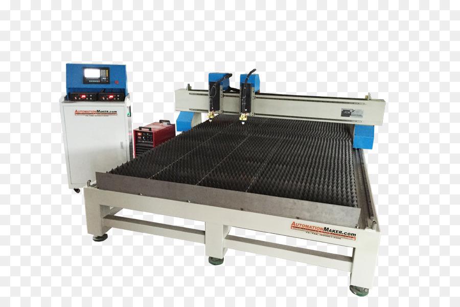 Máquina de corte por Plasma, Equipo de control numérico de ...
