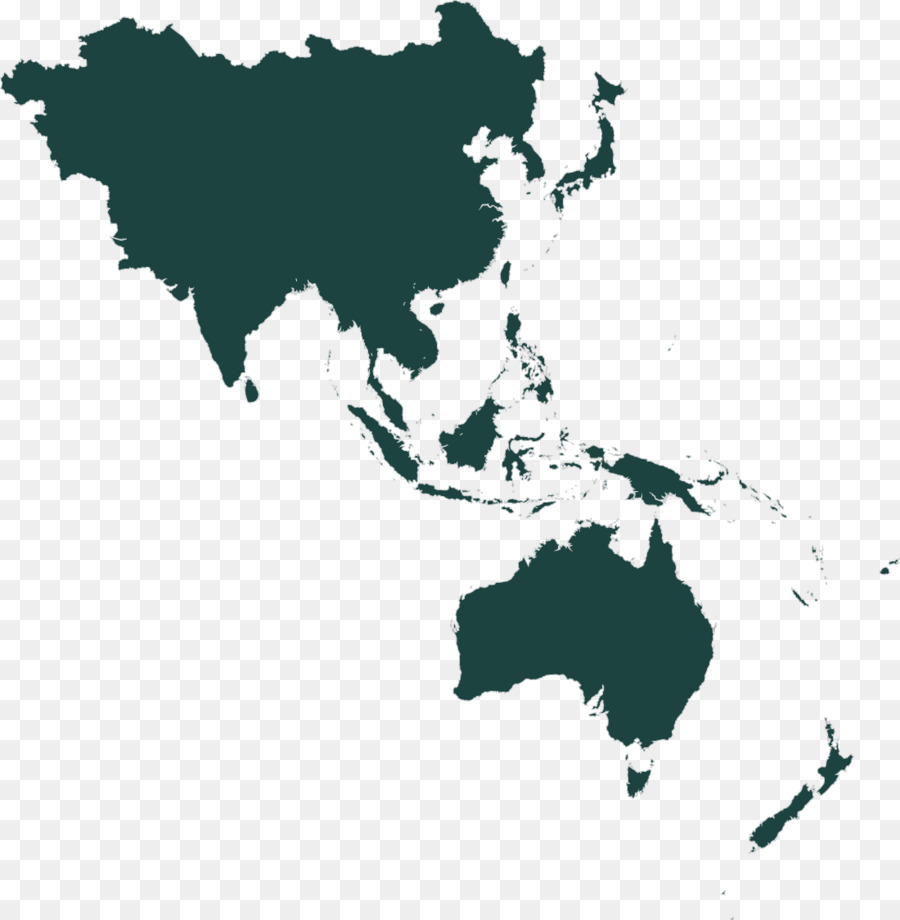 asia pacific east asia united states australia pacific ocean indonesia map