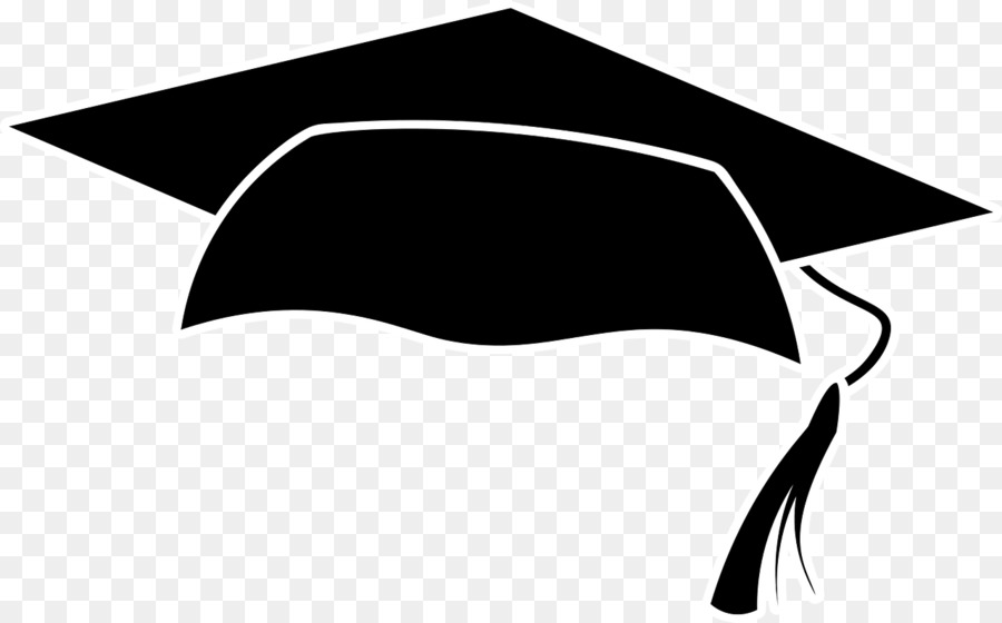 square academic cap graduation ceremony academic dress diploma clip rh kisspng com graduation hat and diploma clipart