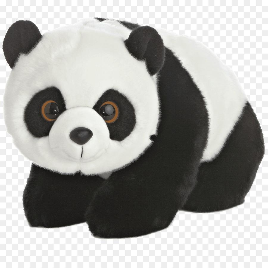 Giant Panda Bear Stuffed Animals Cuddly Toys Aurora World Inc