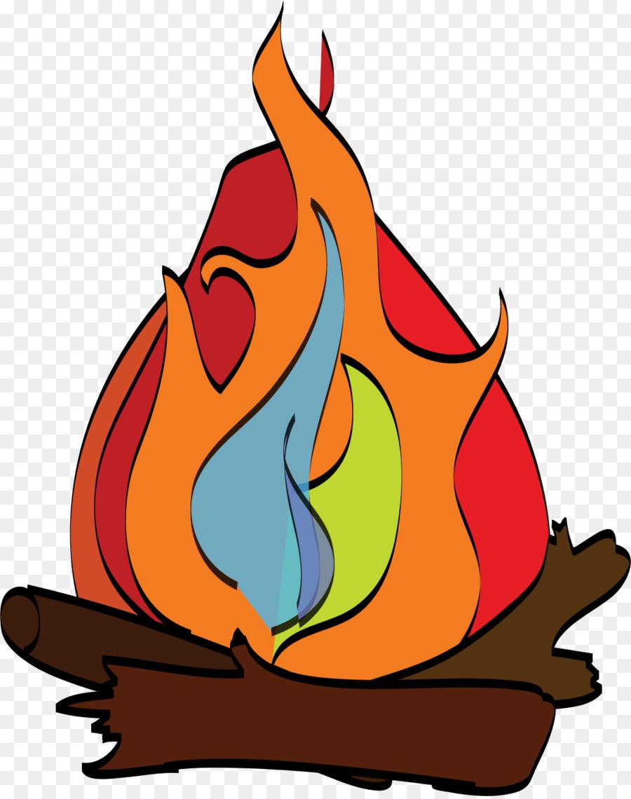 Campfire Drawing Clip Art