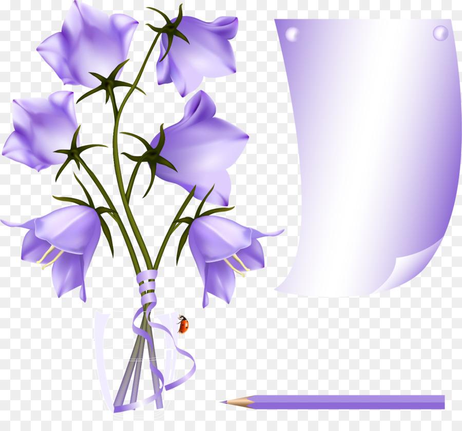 Desktop Wallpaper Flower Purple Clip Art Purple Flower Png