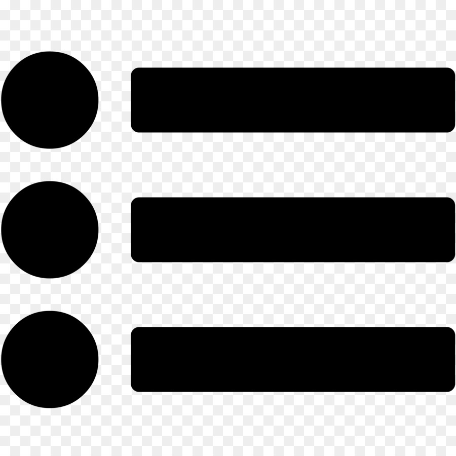 Computer Icons Font Awesome Symbol Bullets Png Download 2000