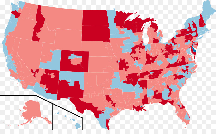 United States Map Us Presidential Election 2016 Population - Us-presidential-election-map