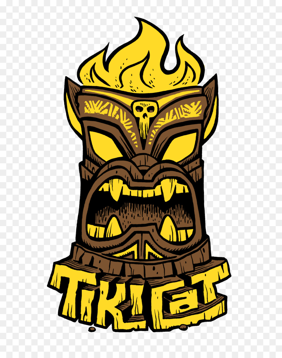 tikicat tiki culture tiki bar clip art tiki png download 1500 rh kisspng com tiki hut clip art free