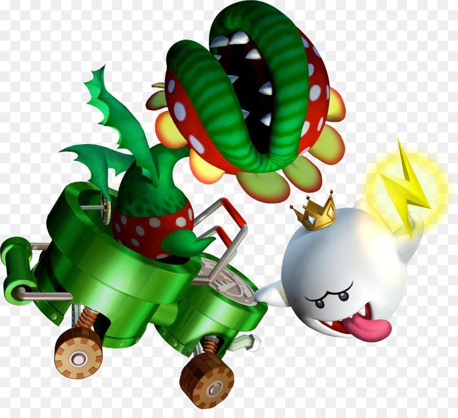 Mario Kart Double Dash Wii Bowser Luigi