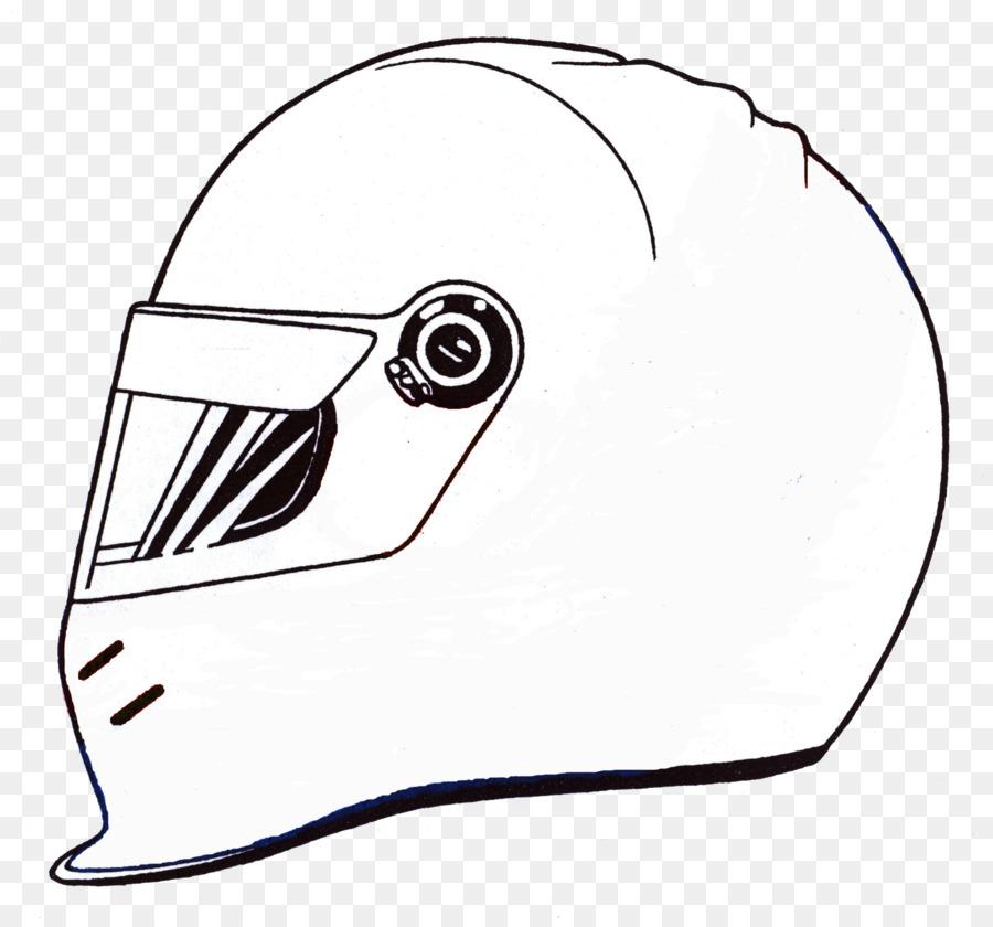 Cascos de moto Cascos de Bicicletas para Colorear libro - Casco De ...