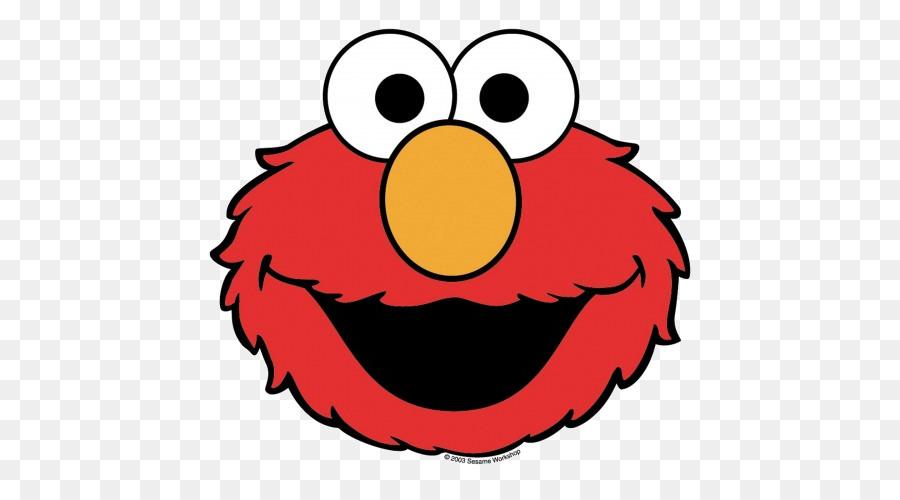 Elmo Ernie Big Bird Cookie Monster Clip art - sesame png download ...