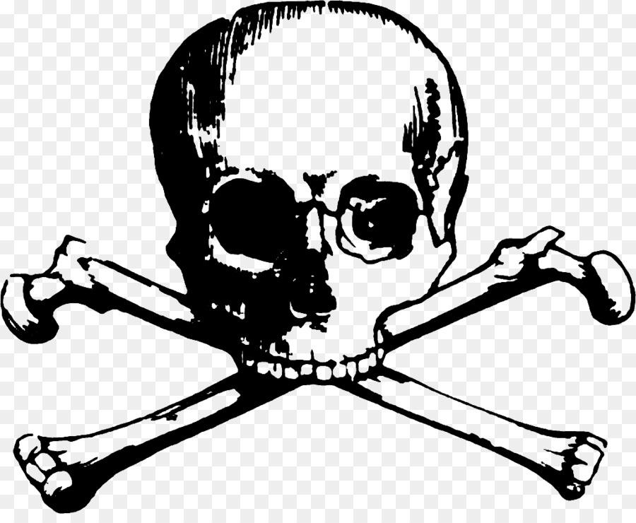 Skull And Crossbones Skull And Bones Human Skull Symbolism Clip Art