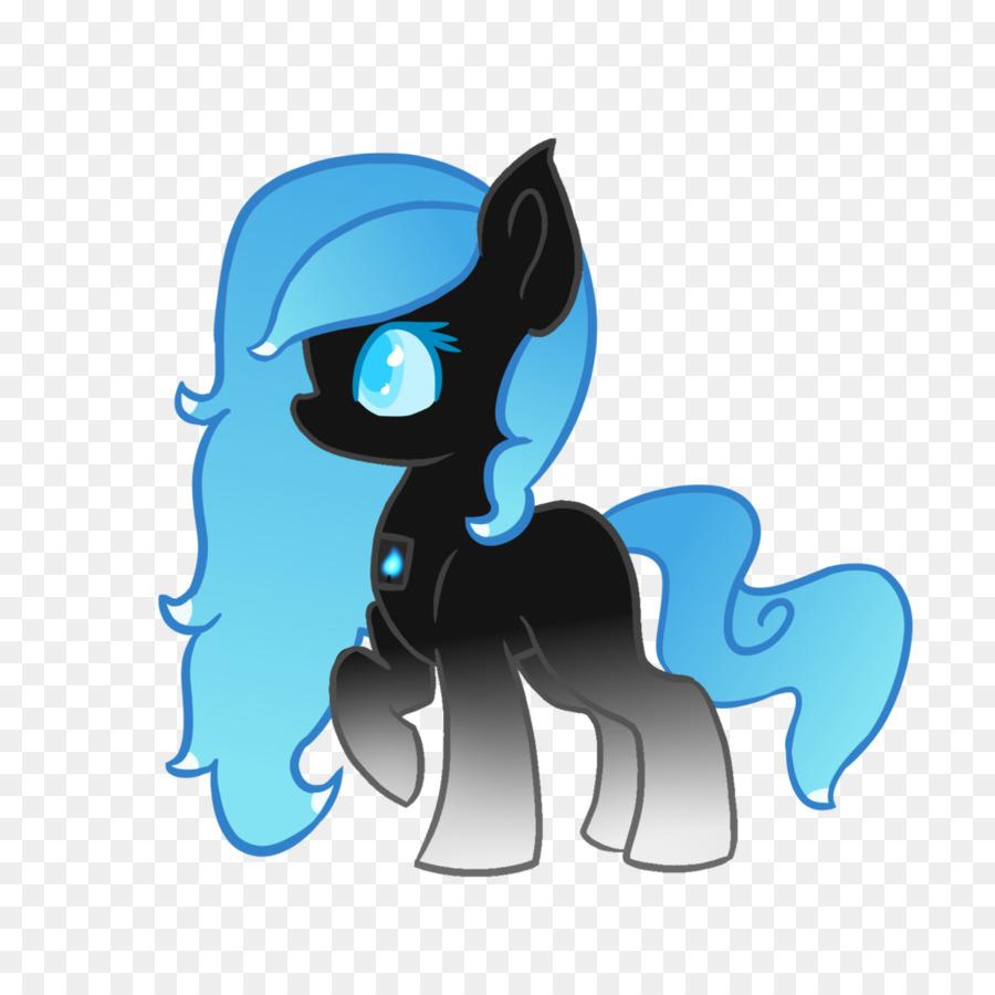 Cat Kuda Hewan Mamalia Carnivora Robocop Unduh Biru Kuda Pony