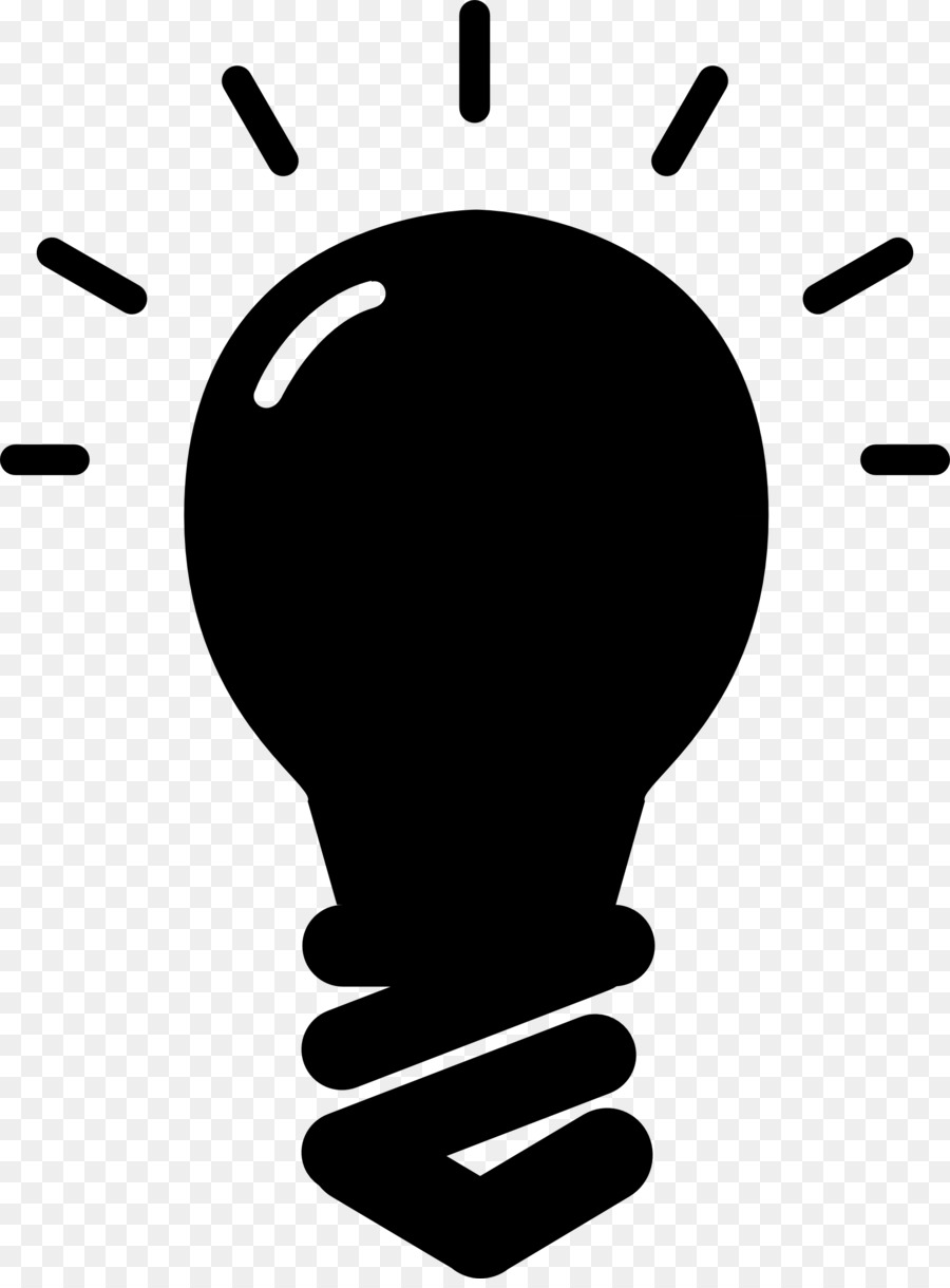 Incandescent Light Bulb Blacklight Clip Art