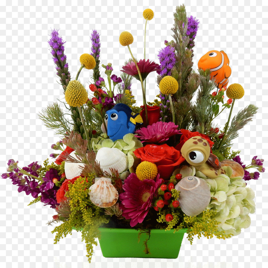 Cut flowers Floristry Floral design Flower bouquet - flower tropical ...