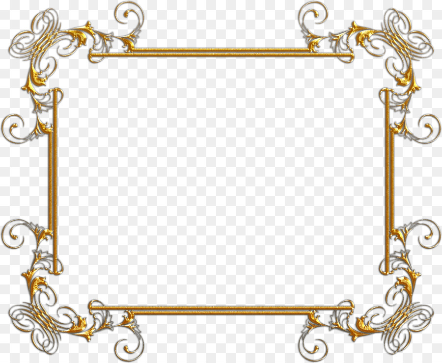 Picture Frames Drawing Photography Rigid frame - gold frame png ...