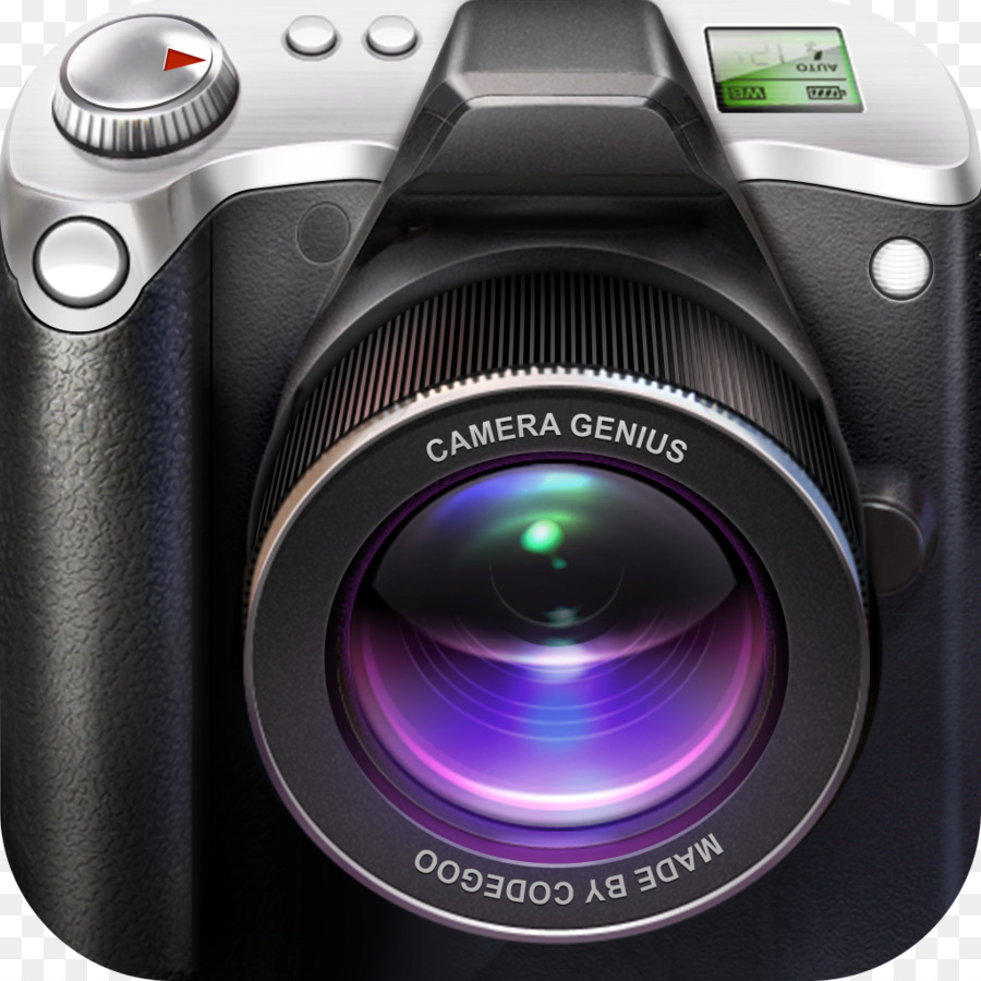 Iphone Single Lens Reflex Camera png download - 1024*1024