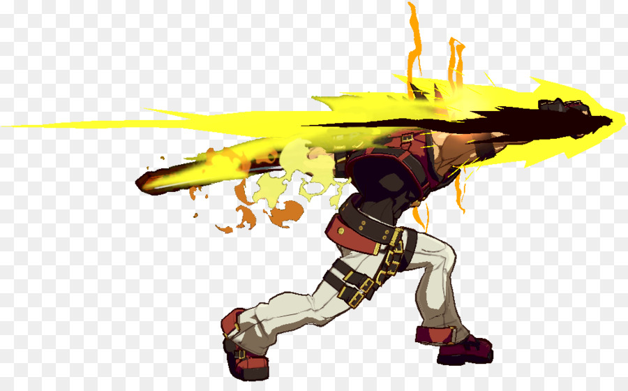 Guilty Gear Xrd Video Game Blazblue Chrono Phantasma Sol Badguy
