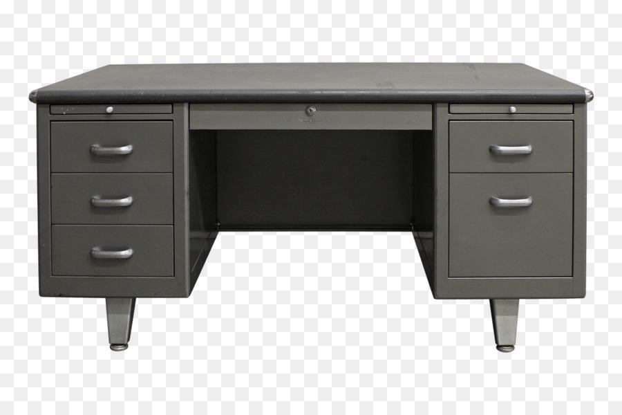 Desk Table Drawer Furniture Steel   Office Desk