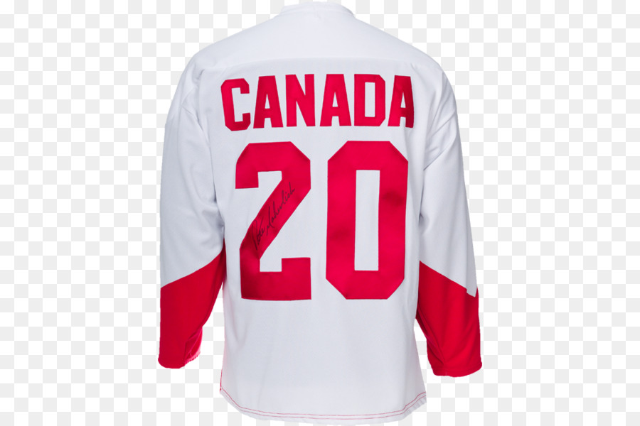 finest selection fa4a0 dcfe1 Canada Men S National Ice Hockey Team T Shirt png download ...