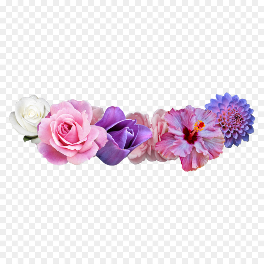 Flower Crown Wreath Headband Peony Png Download 20482048 Free