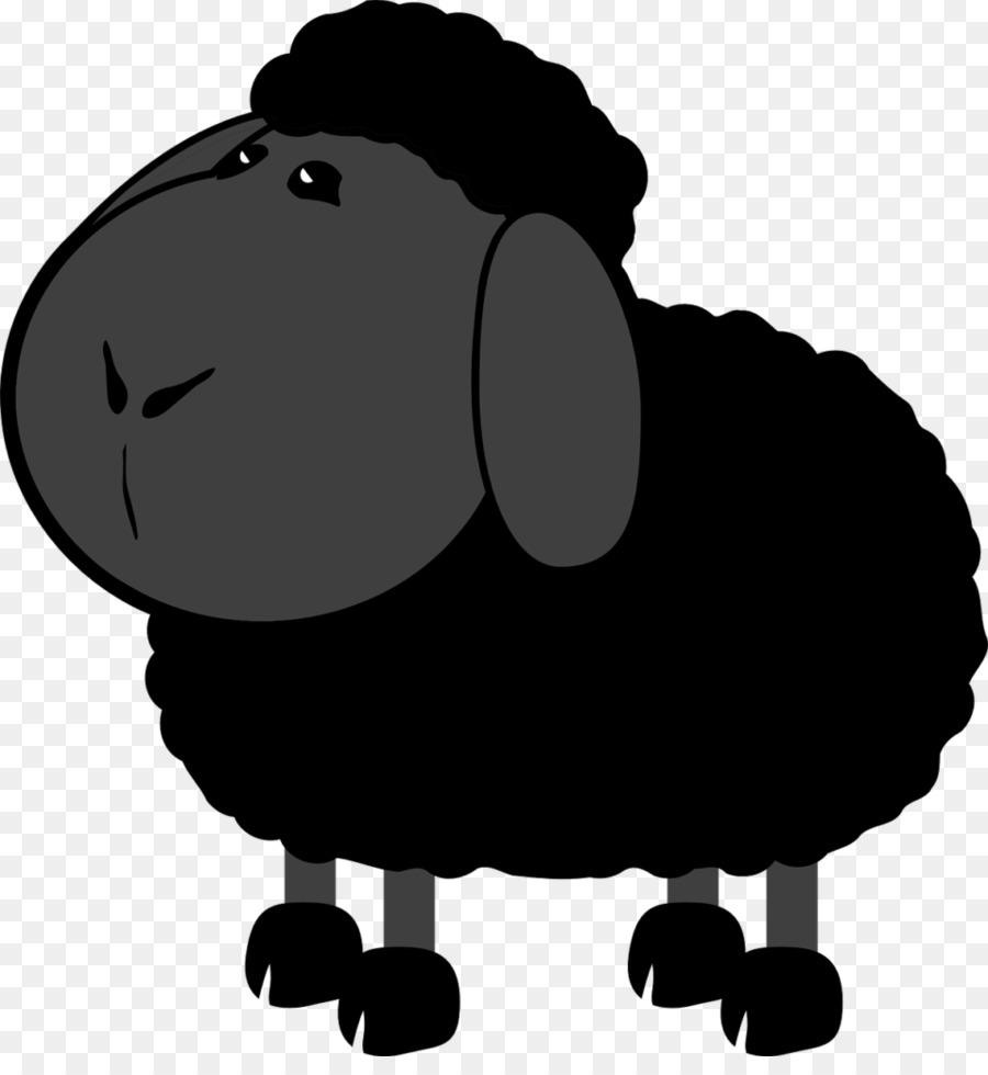 baa baa black sheep clip art sheep png download 957 1024 rh kisspng com black sheep clipart images black sheep clipart black and white
