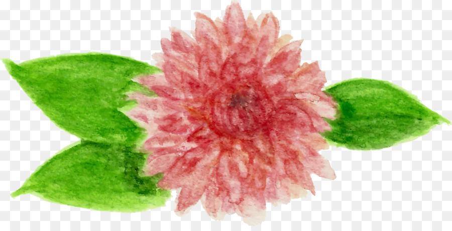 Cut flowers Garden and Harvest Journal Dahlia Plant watercolour – Cut Flower Garden Plan