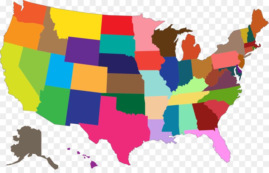 Montana Hawaii Mapa Clip art - America Formatos De Archivo De Imagen ...