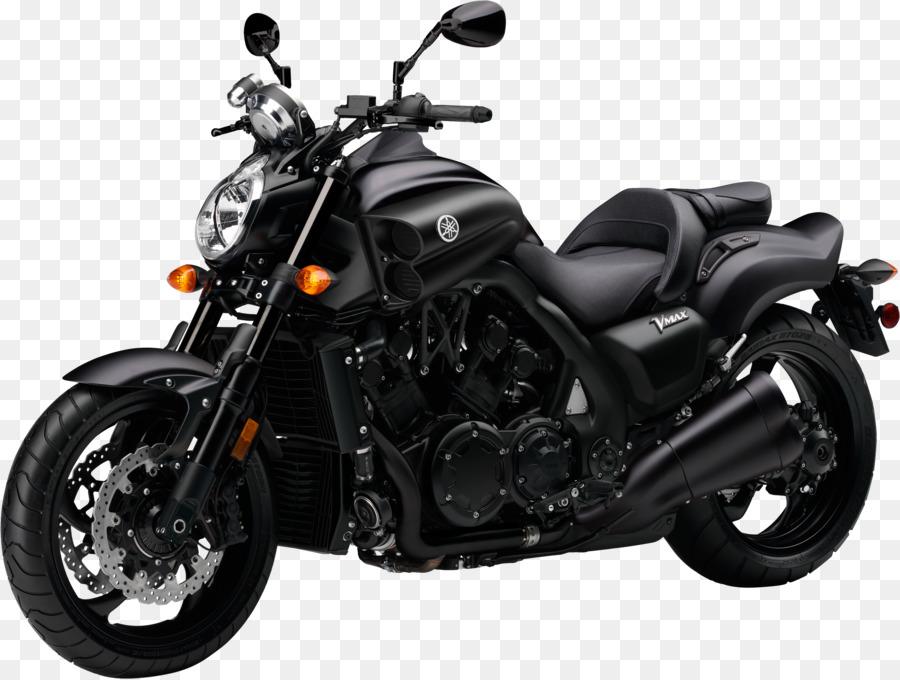 Yamaha Motor Company VMAX Motorcycle Cruiser V4 Engine