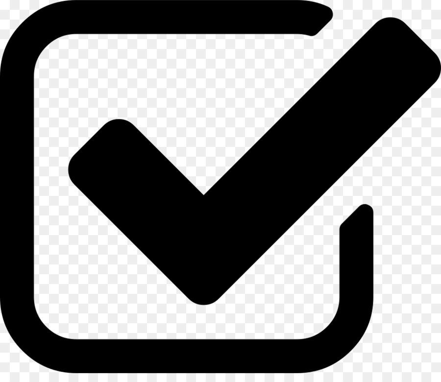 Computer Icons Symbol Clip Art Check Mark Png Download 980830