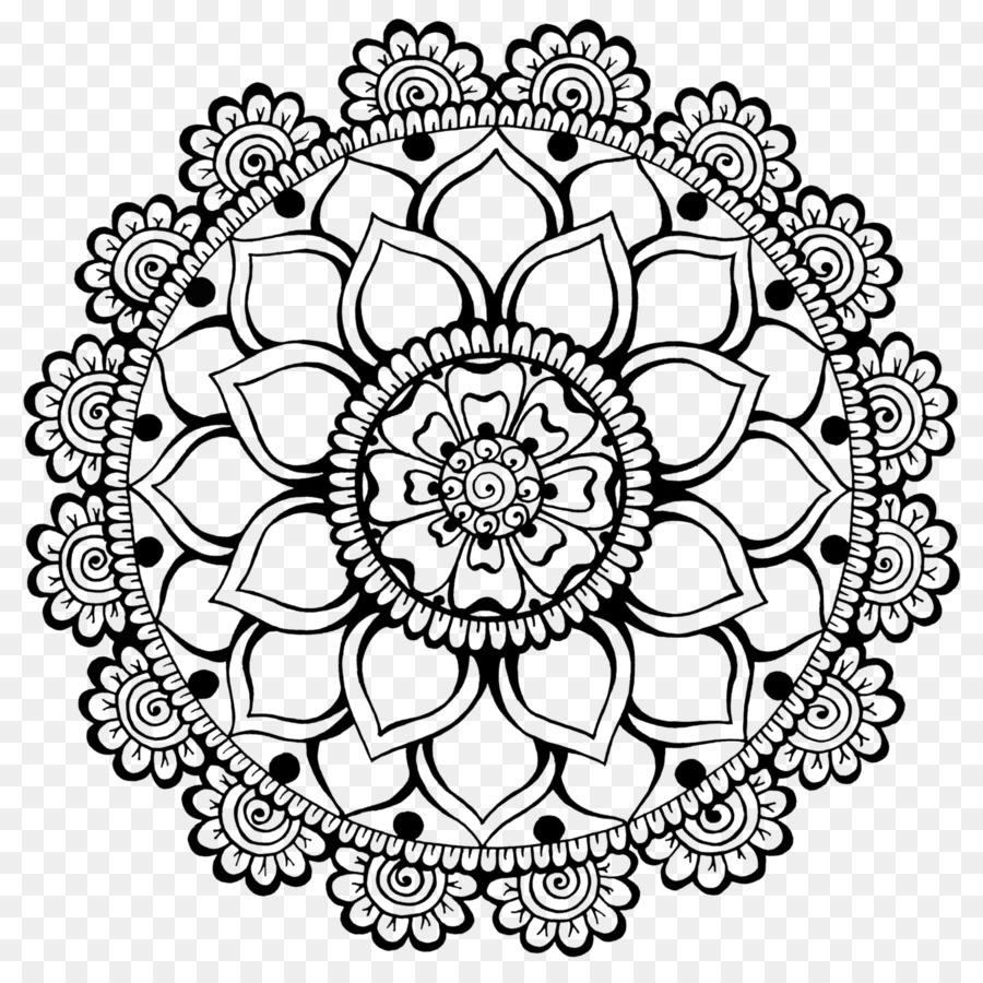 Henna Mehndi Art Mehndi Png Download 894 894 Free Transparent