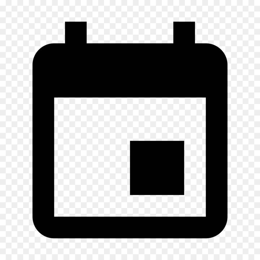 Cursor icon. Computer position marker symbol. Calendar, download.