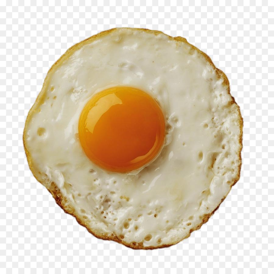 Fried Egg Breakfast Omelette Crispy Chicken Scrambled Eggs