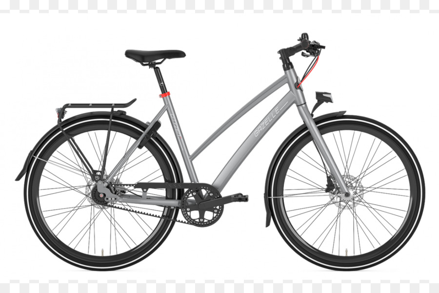 Gazelle City bicycle Bicycle Shop Bicycle Frames - gazelle png ...