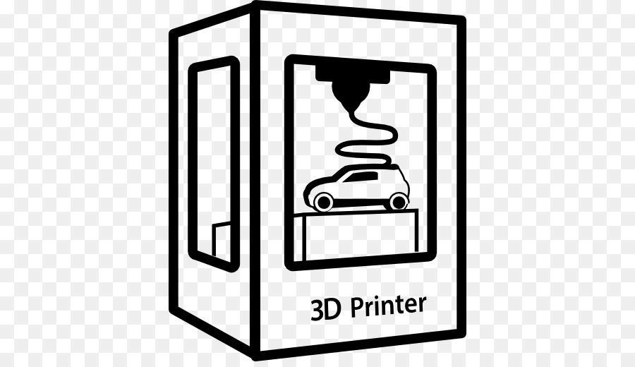 3d Printing Printer Computer Icons 3d Hubs Printer Png Download