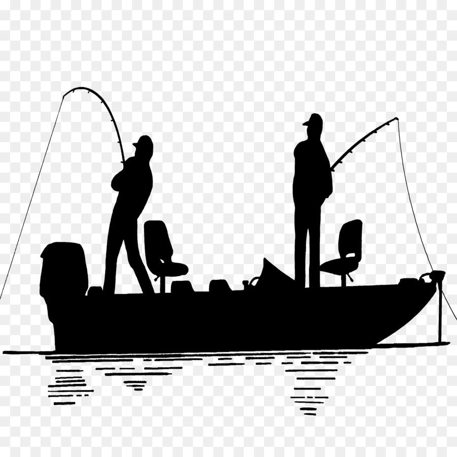 Bass fishing Wedding cake topper Fishing vessel Silhouette ...