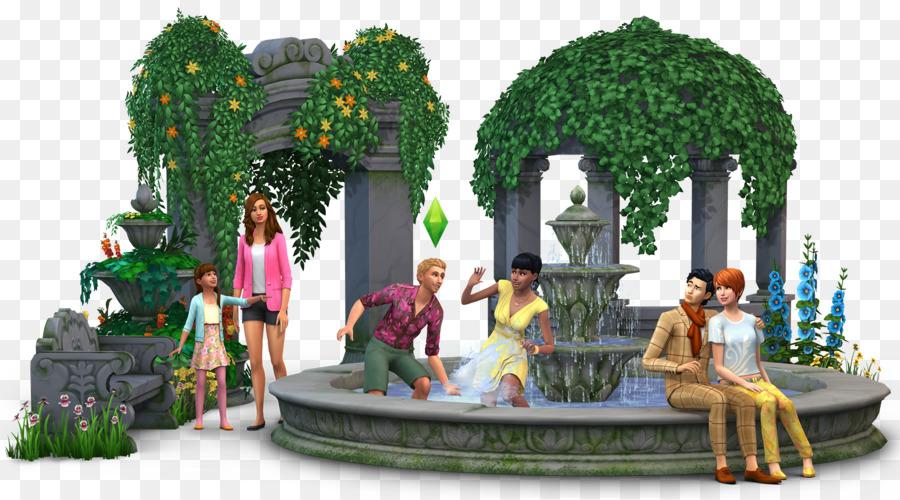 Cartoon Tree png download - 1719*951 - Free Transparent Sims