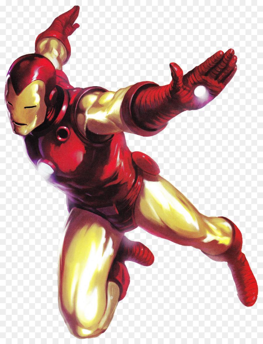 The invincible iron man comic book iron man's armor comics.