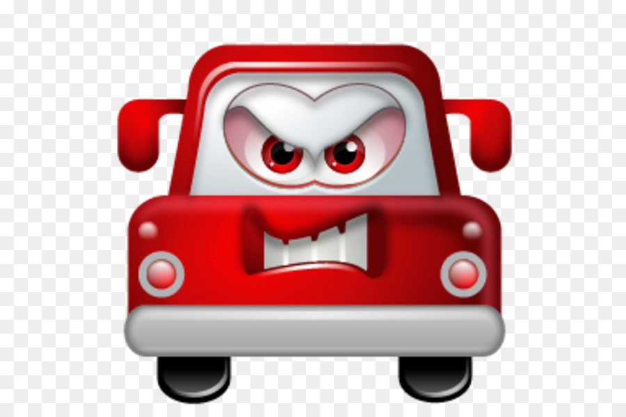 Car Computer Icons Clip Art Angry Png Download 600600 Free