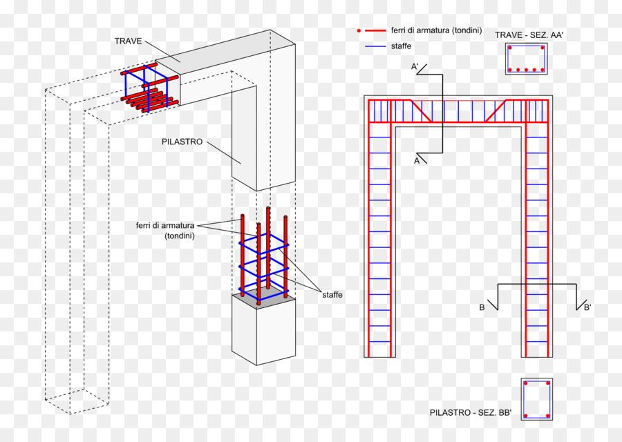 rebar, staffa, reinforced concrete, angle, area png