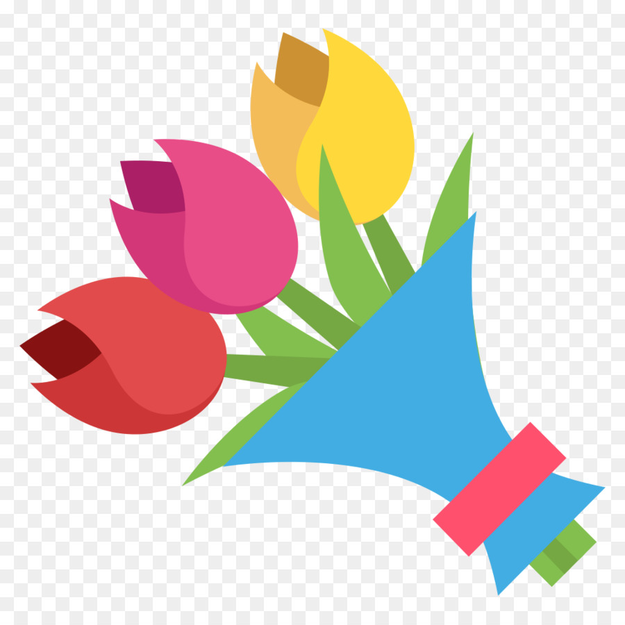 Emojipedia Flower Bouquet Gift Bouquet Of Flowers Png Download
