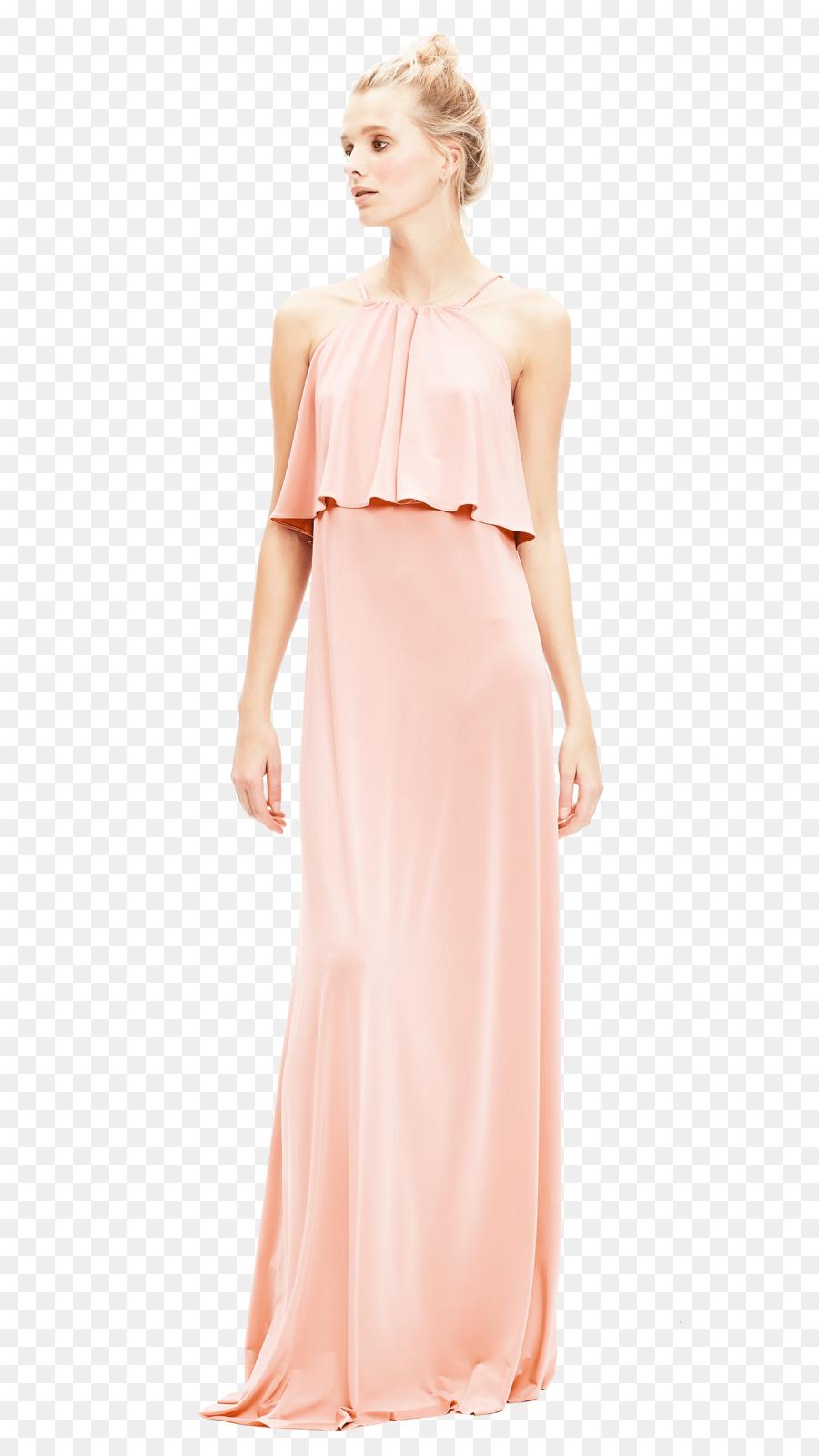Vestido de novia de Dama de honor - blush floral Formatos De Archivo ...