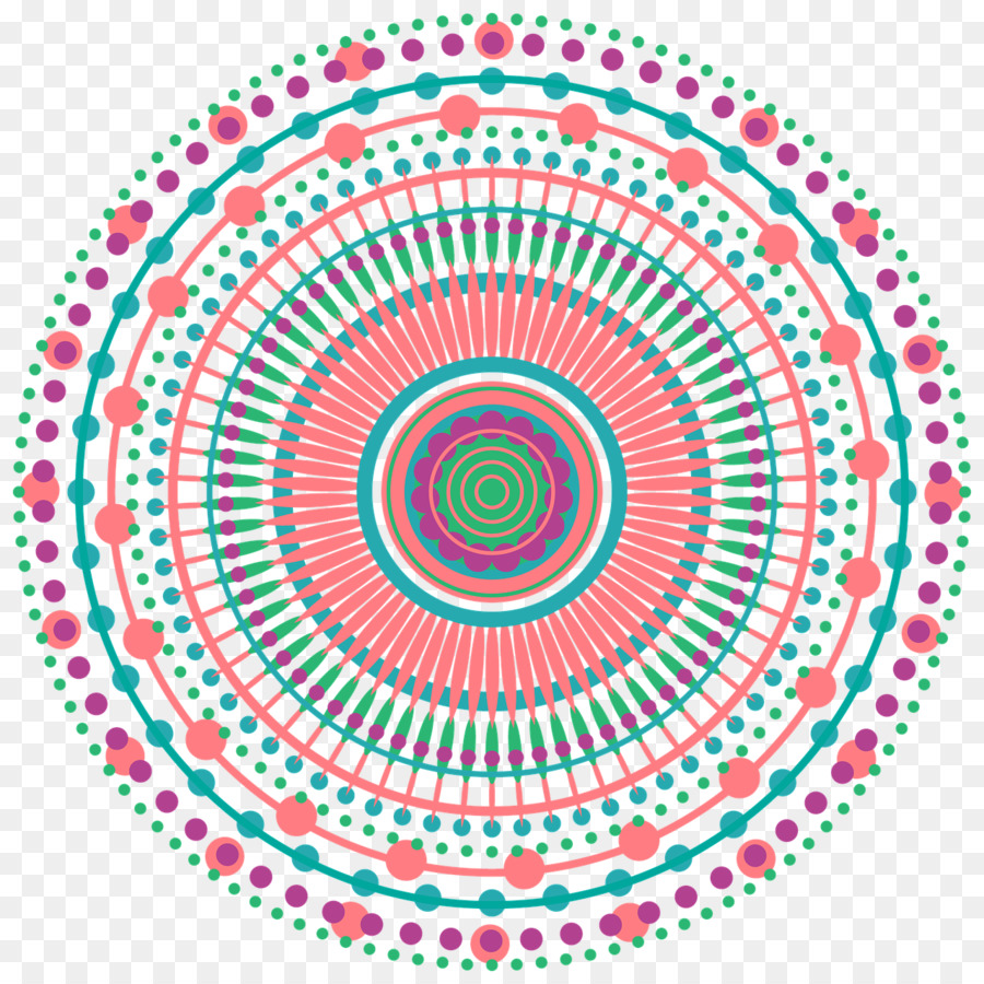 mandala color mandalas png download 1280 1280 free transparent