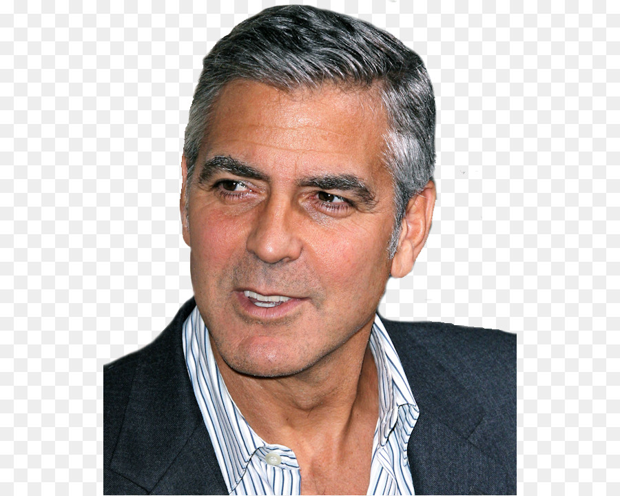 George Clooney 84th Academy Awards The Descendants Hairstyle Male