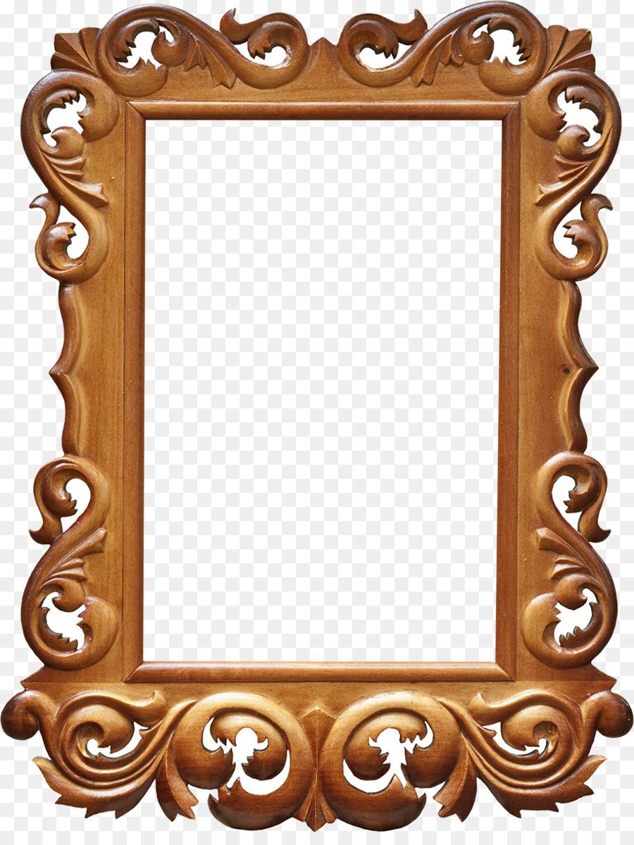 Picture Frames Stock photography - vintage frame png download - 914 ...