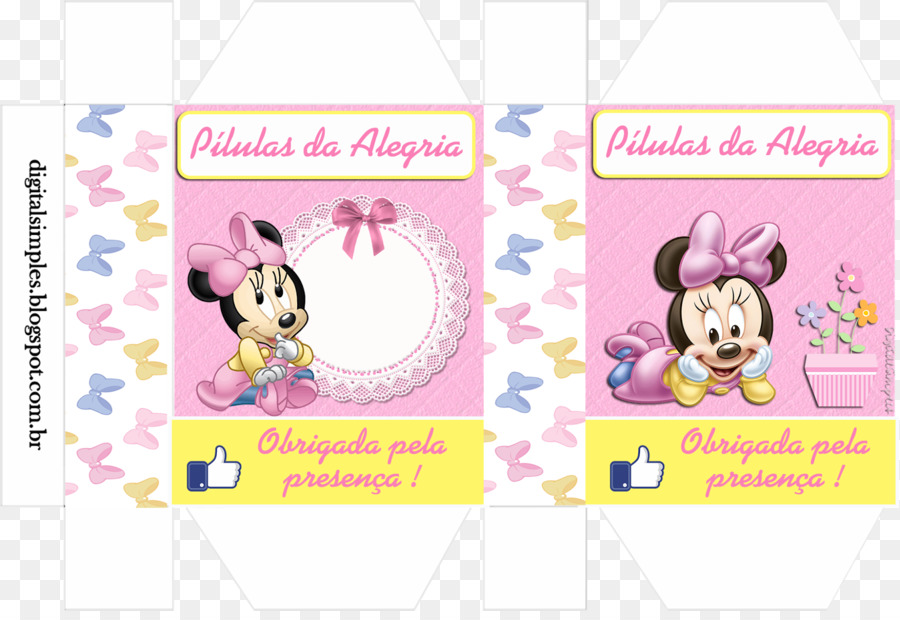 Minnie Mouse Birthday Mickey Mouse Party Baby Shower Minnie Png