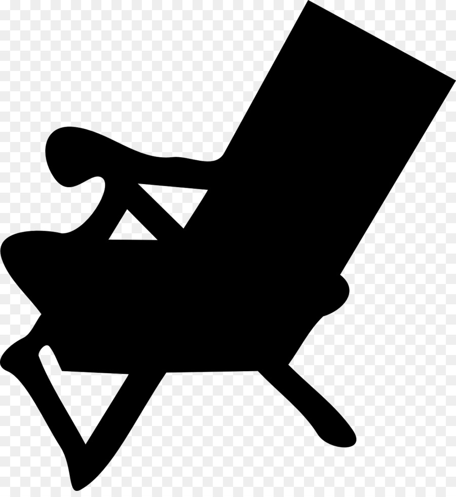 Table Rocking Chairs Clip Art   Beach Chair