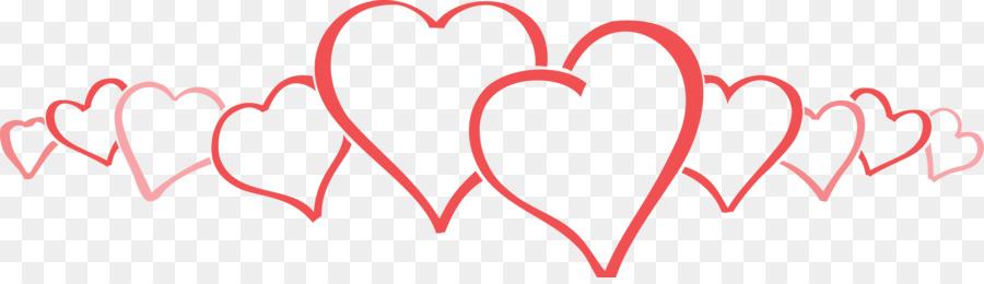 Love Hearts Clip art - HEART FLOWER