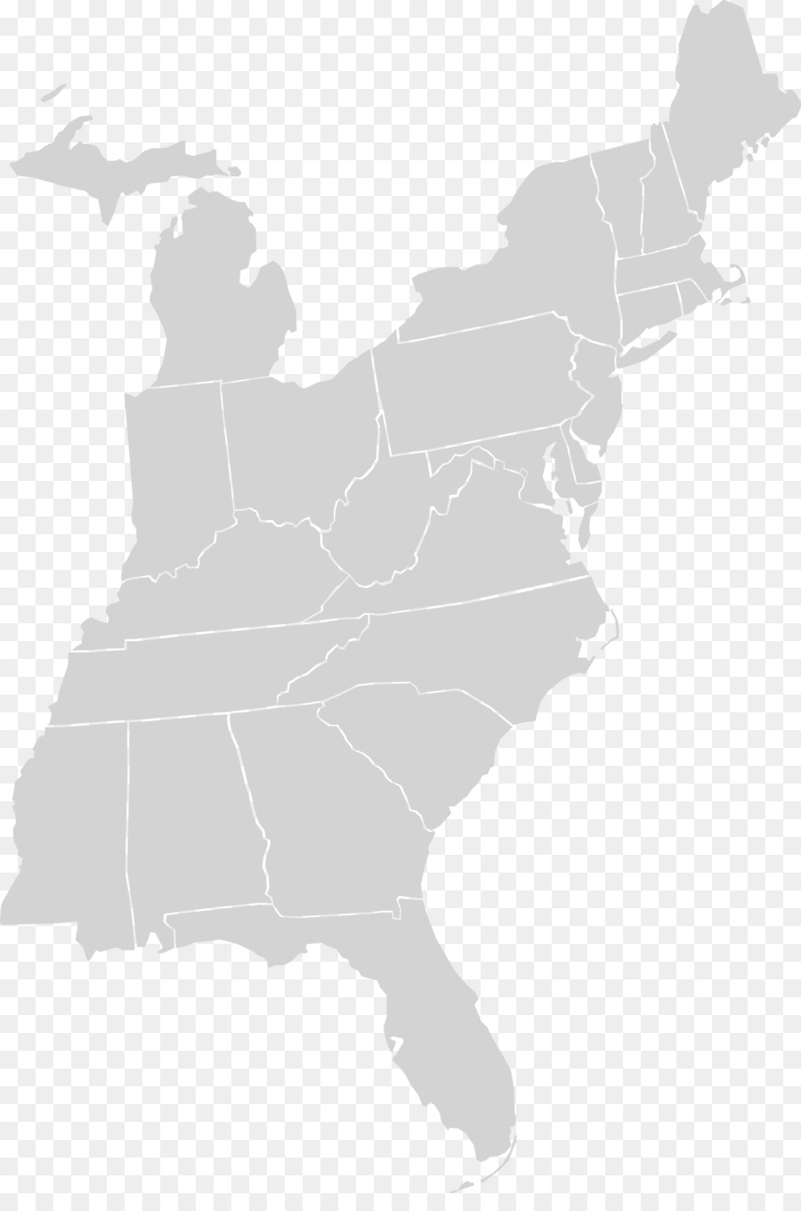 United states blank map map projection world map west png download united states blank map map projection world map west gumiabroncs Gallery