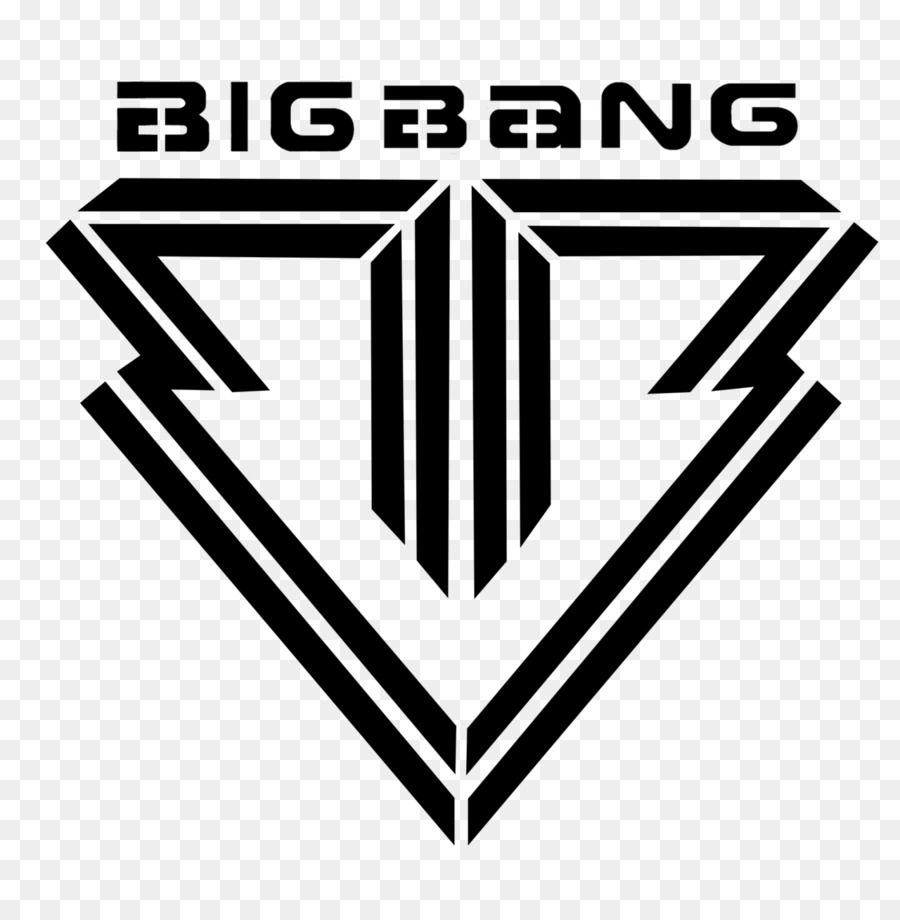Bigbang Alive K Pop Logo Gdtop The Big Bang Theory Png Download