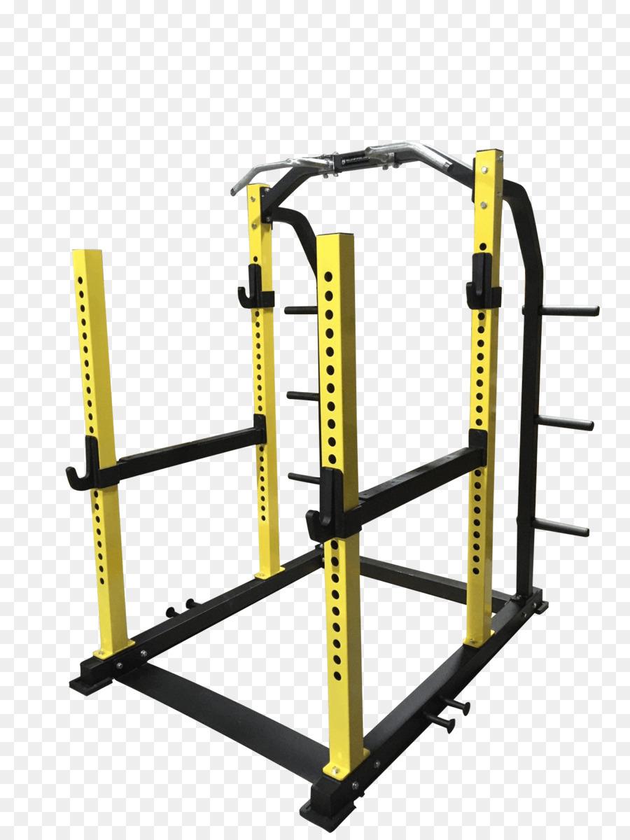 Equipo de ejercicio rack de Potencia York Barbell Centro de Fitness ...